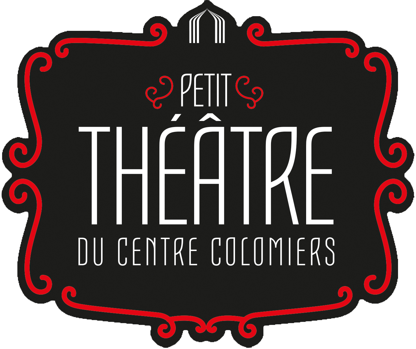 theatre du centre logo